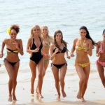 Les femmes sont plus torrides et coquines en vacances