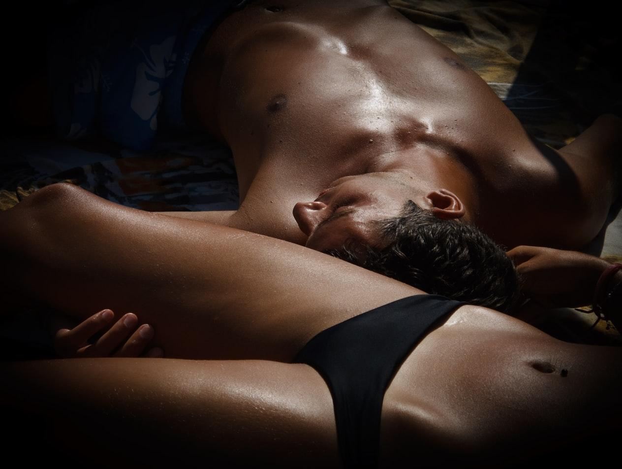 Avoir des relations sexuelles incroyables dans la quarantaine.