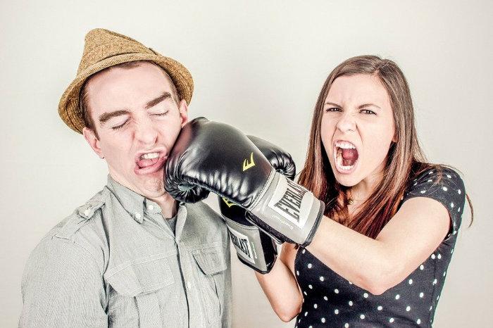 dispute dans couple